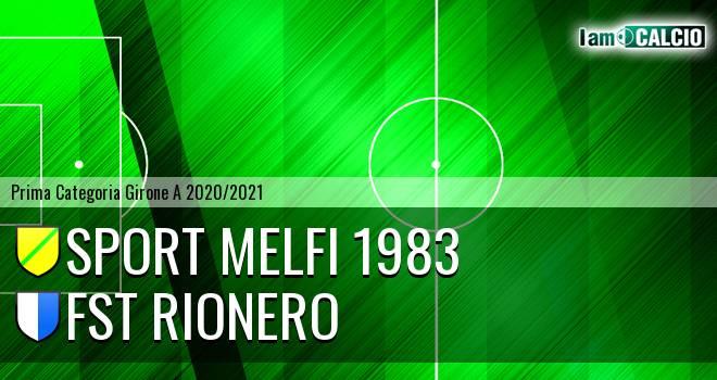 Sport Melfi 1983 - FST Rionero
