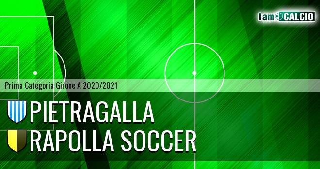 Pietragalla - Rapolla Soccer