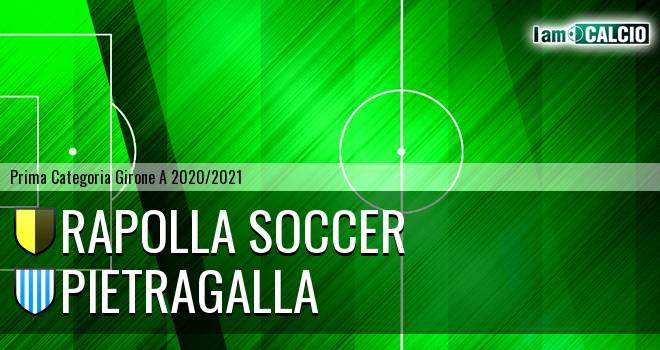 Rapolla Soccer - Pietragalla