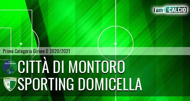 Città di Montoro - Sporting Domicella