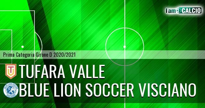 Tufara Valle - Blue Lion Soccer Visciano