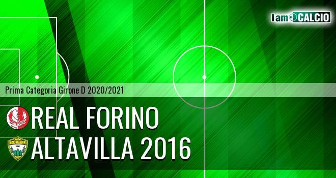 Real Forino - Altavilla 2016