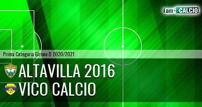 Altavilla 2016 - Vico Calcio