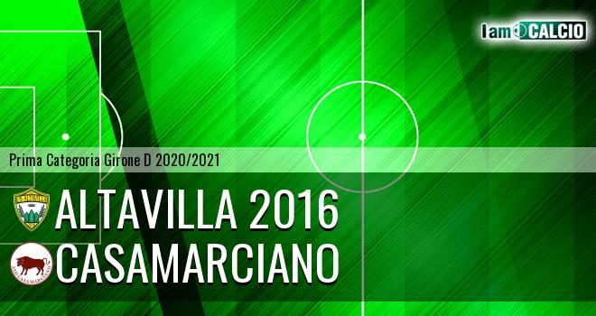 Altavilla 2016 - Casamarciano