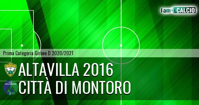 Altavilla 2016 - Città di Montoro