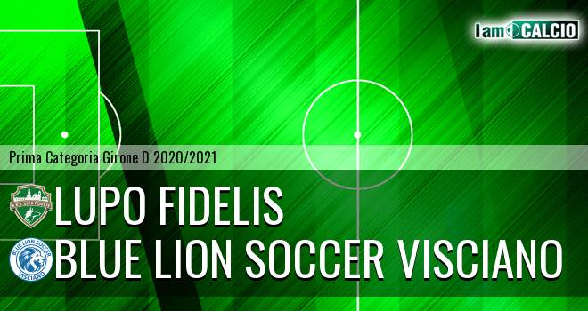 Lupo Fidelis - Blue Lion Soccer Visciano