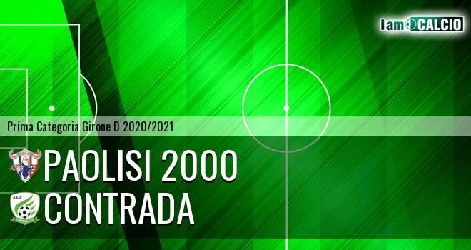 Paolisi 2000 - Contrada