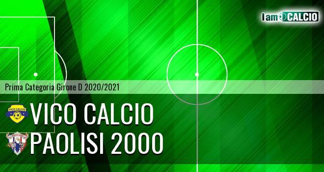 Vico Calcio - Paolisi 2000