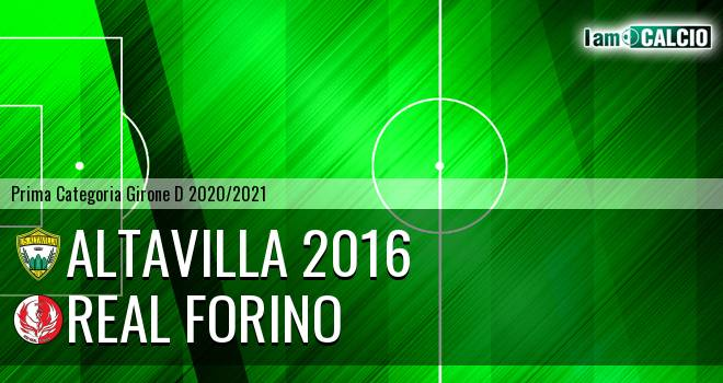 Altavilla 2016 - Real Forino