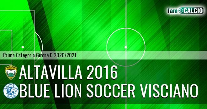 Altavilla 2016 - Blue Lion Soccer Visciano