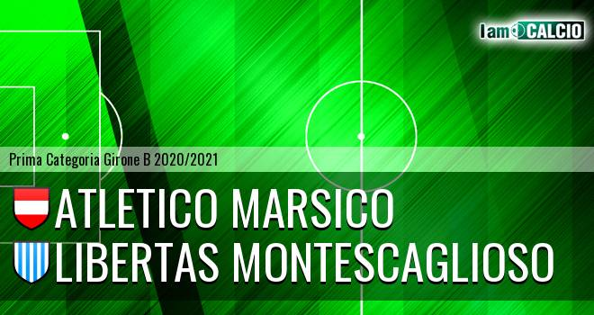 Atletico Marsico - Libertas Montescaglioso