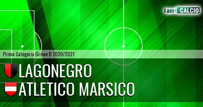 Lagonegro - Atletico Marsico