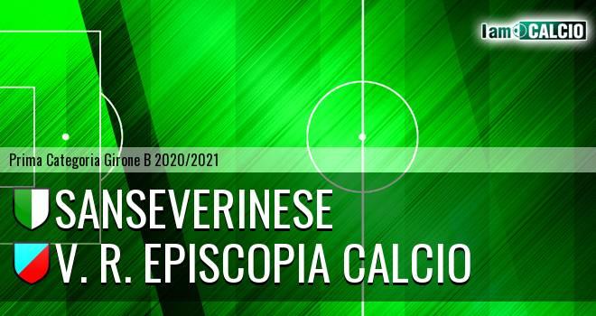 Sanseverinese - V. R. Episcopia Calcio