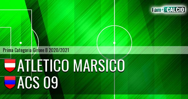 Atletico Marsico - Acs 09