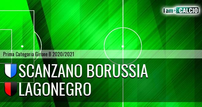 Scanzano Borussia - Lagonegro