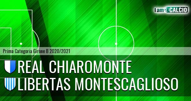 Real Chiaromonte - Libertas Montescaglioso