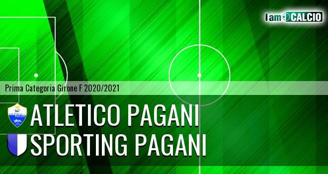 Atletico Pagani - Sporting Pagani