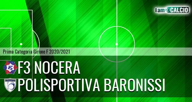 F3 Nocera - Polisportiva Baronissi