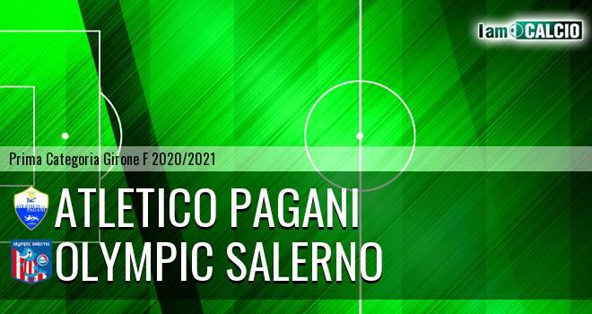 Atletico Pagani - Olympic Salerno