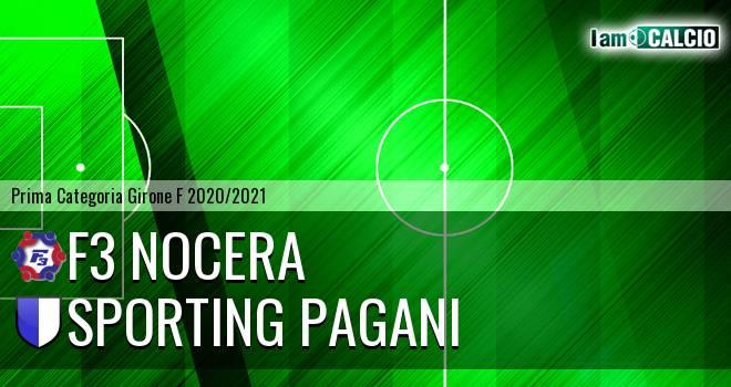 F3 Nocera - Sporting Pagani