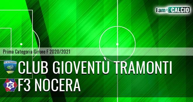 Club Gioventù Tramonti - F3 Nocera