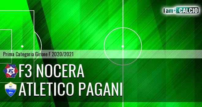 F3 Nocera - Atletico Pagani