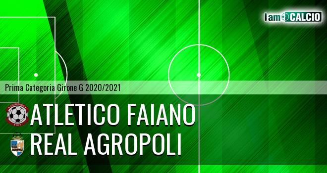 Atletico Faiano - Real Agropoli