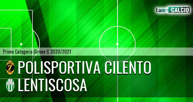 Polisportiva Cilento - Lentiscosa