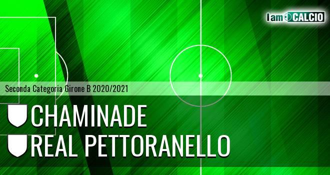 Chaminade - Real Pettoranello