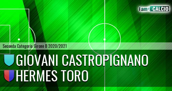 Giovani Castropignano - Hermes Toro