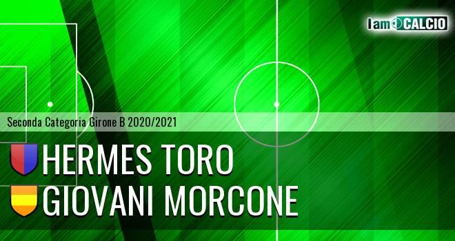 Hermes Toro - Giovani Morcone