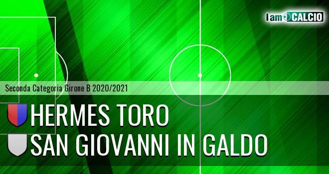 Hermes Toro - San Giovanni in Galdo