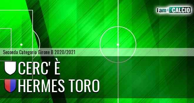 Cerc' è - Hermes Toro