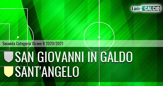 San Giovanni in Galdo - Sant'Angelo
