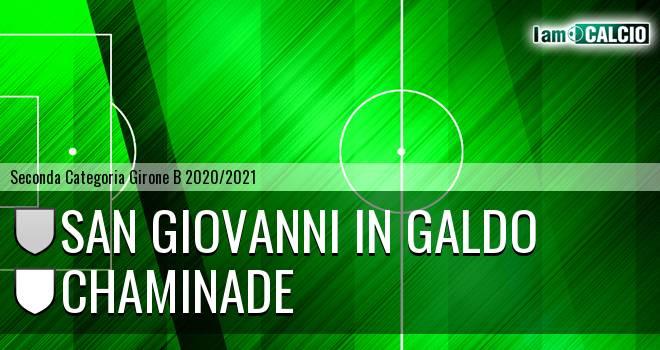 San Giovanni in Galdo - Chaminade