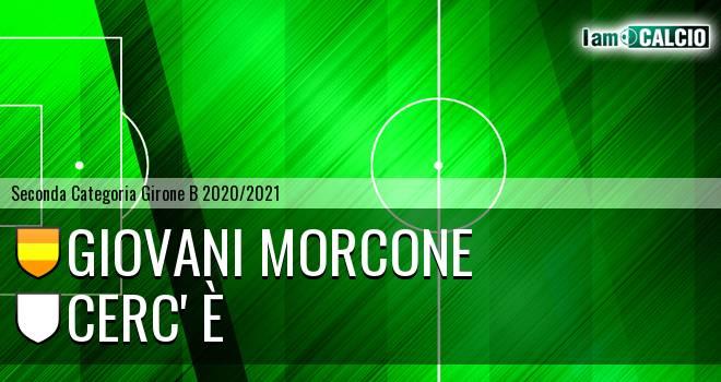 Giovani Morcone - Cerc' è