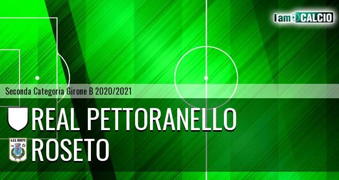 Real Pettoranello - Roseto