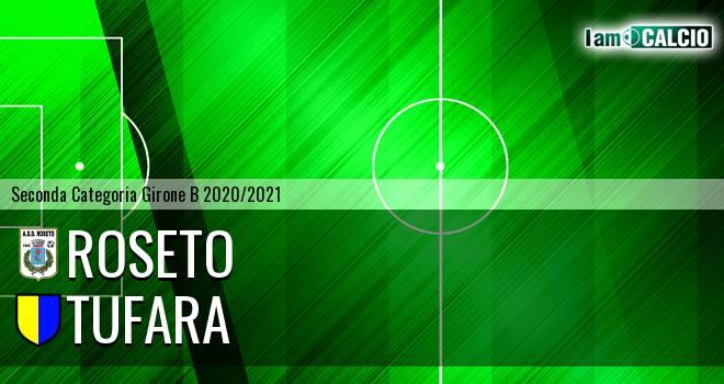 Roseto - Tufara