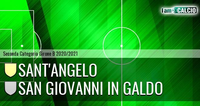 Sant'Angelo - San Giovanni in Galdo