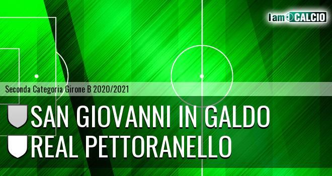San Giovanni in Galdo - Real Pettoranello