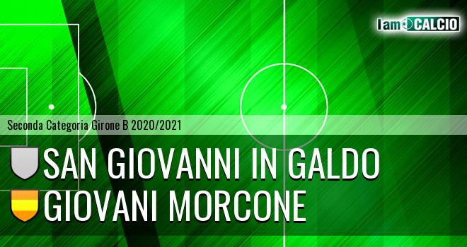 San Giovanni in Galdo - Giovani Morcone