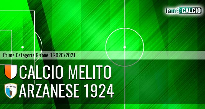 Calcio Melito - Arzanese 1924