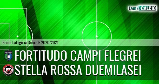 Fortitudo Campi Flegrei - Stella Rossa Duemilasei