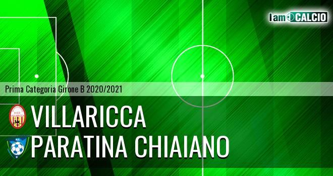 Villaricca - Paratina Chiaiano