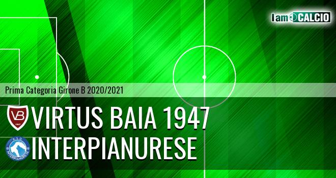 Virtus Baia 1947 - Interpianurese
