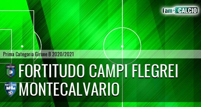 Fortitudo Campi Flegrei - Montecalvario