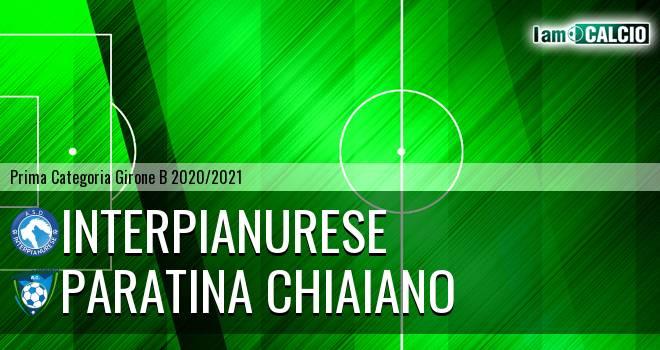 Interpianurese - Paratina Chiaiano