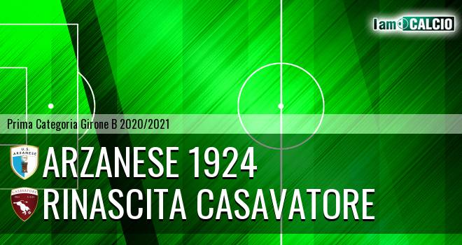 Arzanese 1924 - Rinascita Casavatore