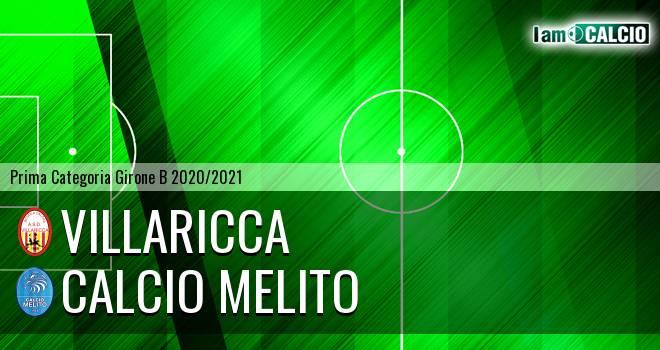 Villaricca - Calcio Melito