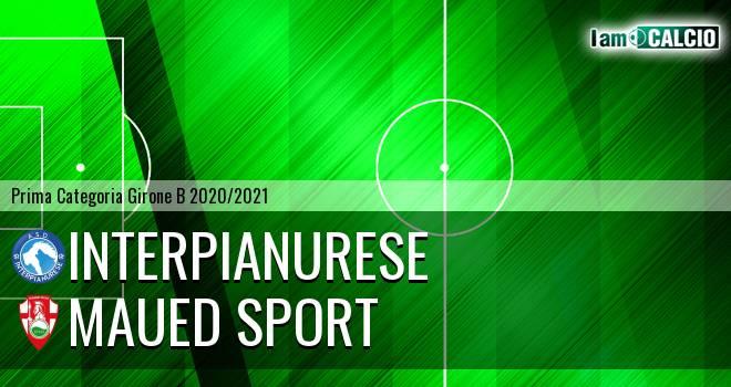 Interpianurese - Maued Sport